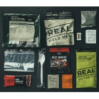 REAL Arctic Field Meal - Rationen
