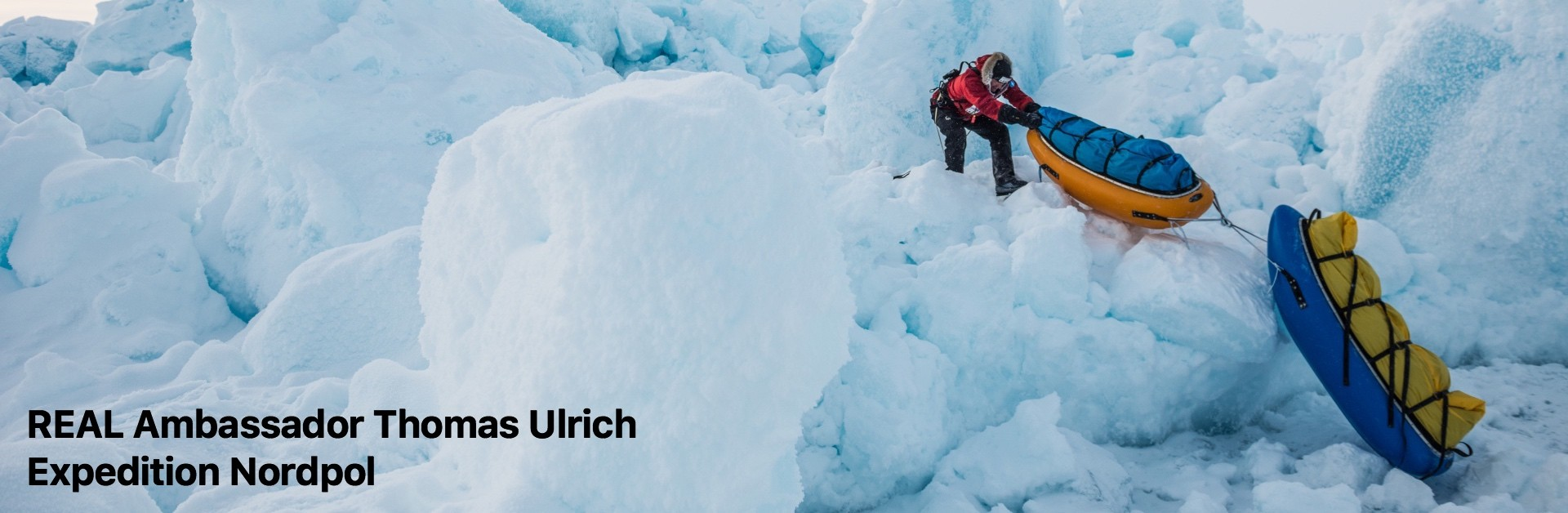 Thomas Ulrich Expedition Nordpol
